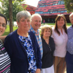 Trent Dementia image: photo of the Life with Dementia core group