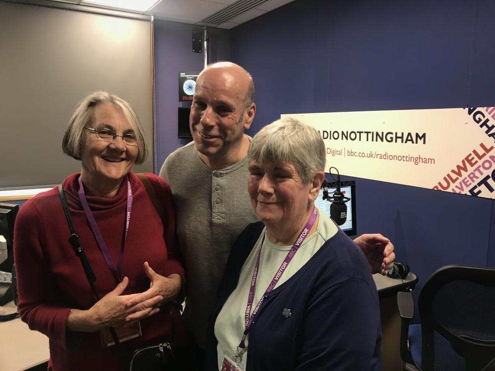 BBC Radio Nottingham interview 24.10.18