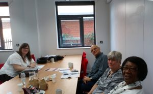 Trent Dementia Life with Dementia core group for 2019