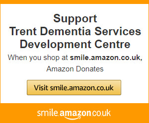Support Trent Dementia via your purchase at smile.amazon.co.uk