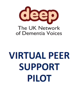 Virtual Peer Support - pilot project report