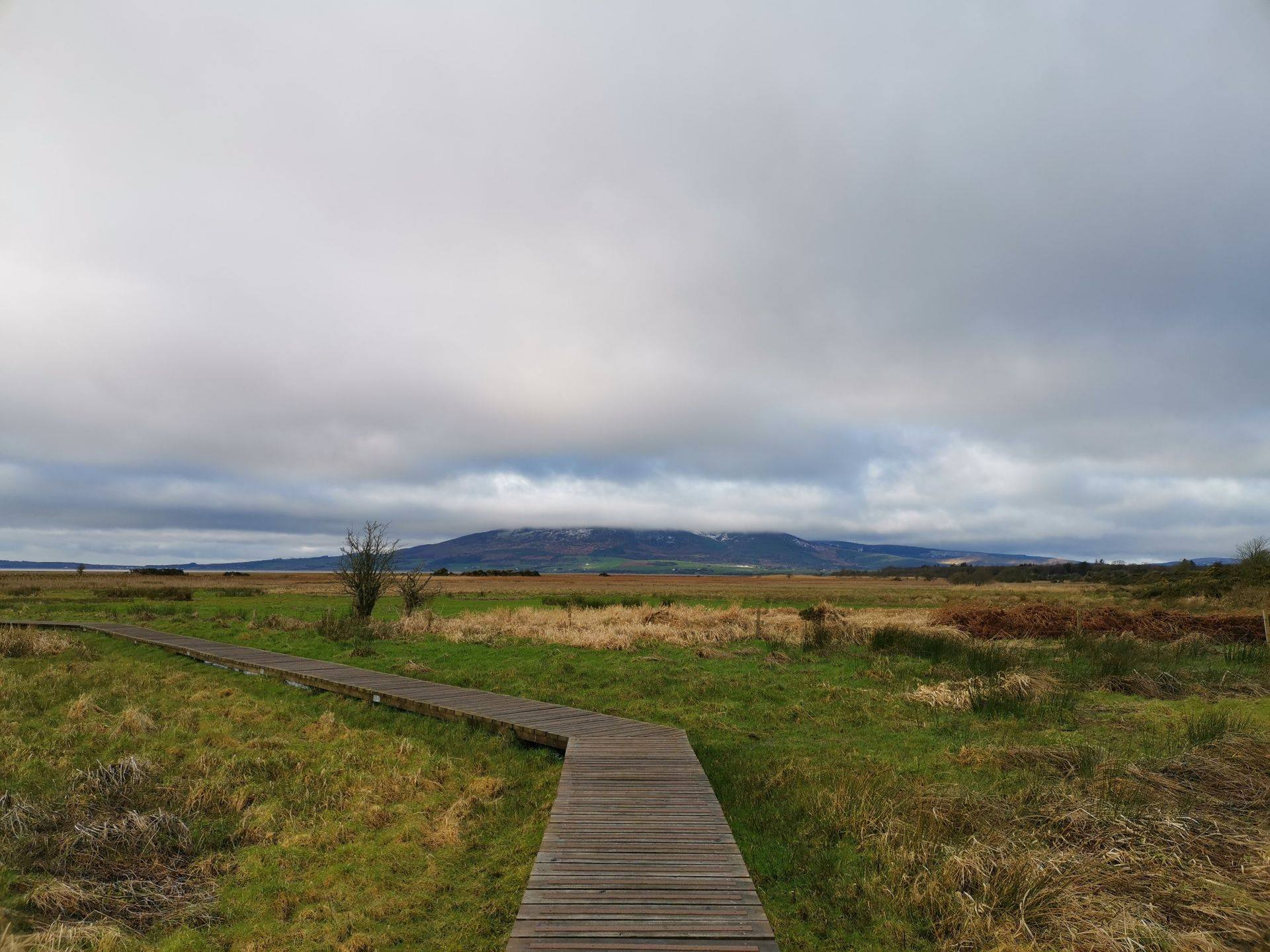 Pictures sent by Dr Jane Rowley, Project Manager at Trent Dementia, from her favourite walk in Scotland