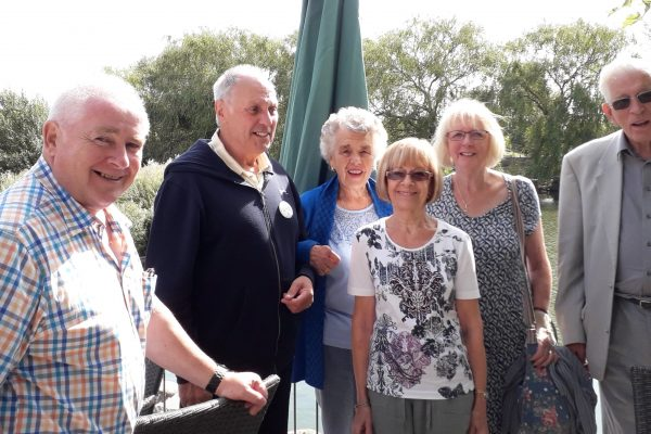 Friends for Life DEEP Group at Whisby Garden Centre 21 September 2019