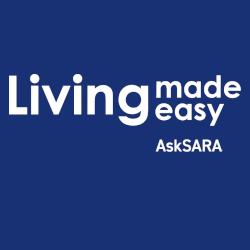 Living Made Easy - Ask Sara website logo